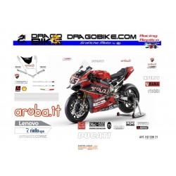 Kit adesivi Race replica Aruba Ducati Superbike 2021